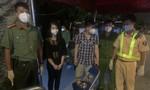 Tổ kiểm soát dịch bệnh tại cầu Him Lam, quận 7 tiếp tục bắt giữ ma túy