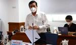Tham mưu UBND TPHCM đề xuất Chính phủ hỗ trợ 5.000 nhân sự để xét nghiệm 'thần tốc'