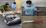 Bắt kẻ tàng trữ ma túy dùng dao đâm Công an và bảo vệ dân phố