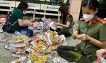 Công an TP.Thủ Đức tặng 4000 phần quà Trung thu cho các em thiếu nhi