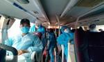 Hơn 400 công dân Phú Yên sinh sống tại BR-VT được đưa về quê