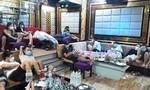 Đột kích quán karaoke Luxury phát hiện 53 thanh niên dương tính ma túy