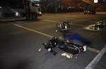 Khởi tố vụ tai nạn giao thông do xe máy vượt sai quy tắc