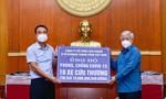 Trao tặng 10 xe cứu thương Hyundai Solati phục vụ phòng chống dịch