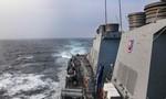 Tàu chiến Mỹ tiếp tục vào Biển Đông