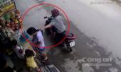 Clip cận cảnh 2 vụ cướp giật tại tiệm tạp hoá ở Sài Gòn