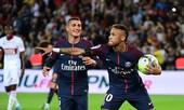 Neymar toả sáng, PSG giành chiến thắng 5 sao