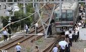 Clip động đất ở Osaka khiến 3 người thiệt mạng