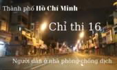 Video TPHCM vắng lặng những ngày giãn cách xã hội tăng cường
