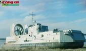 Tàu đổ bộ đệm khí Murena-E, nắm đấm thép của hải quân đánh bộ