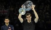 Murray vô địch ngay lần đầu vào chung kết ATP Finals