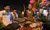Độc đáo phiên chợ Tết họp lúc nửa đêm