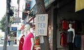 Nở rộ dịch vụ đổi tiền mới, tiền lẻ, đồng USD ở Biên Hòa dịp Tết