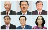 Phân công Ủy viên Bộ Chính trị, Ban Bí thư khóa XII
