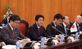 Thủ tướng Nhật Shinzo Abe thăm chính thức Việt Nam