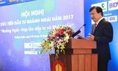 Phó thủ tướng Trịnh Đình Dũng chỉ đạo hội nghị Hợp tác đầu tư và phát triển Quảng Ngãi