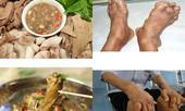 Mắc bệnh nặng, suy thận cấp, ói ra máu vì mê ăn các món chế biến từ nội tạng