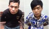 Lật mặt hai tên cướp từ chiếc điện thoại màu hồng