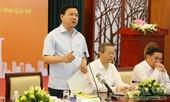 Bí thư Đinh La Thăng: 'Phải giảm giá nhà chứ không phải giảm diện tích'