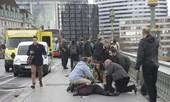 Tấn công khủng bố trước tòa nhà quốc hội Anh, nhiều người thương vong
