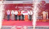 Agribank trao giải Đặc biệt thứ nhất