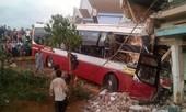 Vụ tai nạn khiến 2 người thiệt mạng ở Lâm Đồng: Do xe Thành Bưởi mất lái