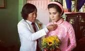 Đạo diễn 51 tuổi Nguyễn Tranh lấy vợ kém 25 tuổi