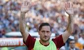 Chia sẻ sâu sắc về thời gian của Totti trong bài phát biểu chia tay sự nghiệp