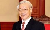Tổng Bí thư bắt đầu thăm cấp Nhà nước Vương quốc Campuchia