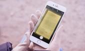 Cách quét tài liệu bằng ứng dụng Notes trong iOS 11