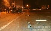 Xe máy đối đầu ô tô tải, 2 người tử vong