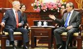 Bí thư Thành ủy TP.HCM tiếp Bộ trưởng Quốc phòng Hoa Kỳ