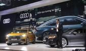 Nhiều mẫu xe ra mắt tại Triển lãm  ôtô lớn nhất Việt Nam 2018