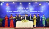 Vietnam Airlines - Vingroup ký thỏa thuận hợp tác