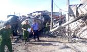 Cháy 19 căn nhà sau tai nạn xe bồn xăng tràn khu dân cư, ít nhất 6 người chết
