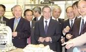 Thủ tướng Phan Văn Khải và gian bếp nơi Bác Hồ từng kiếm sống tại Mỹ