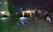 Thanh niên tử vong trên vũng máu sau tiếng va chạm mạnh