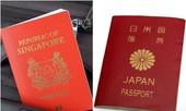 Nhật vượt Singapore thành nước có hộ chiếu mạnh nhất thế giới