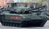 Dàn vũ khí hiện đại Nga trình diễn trước lễ duyệt binh