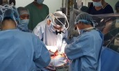 Giám đốc bệnh viện đưa quả tim từ Hà Nội về Huế ghép cho bệnh nhân
