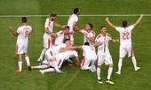 Thắng Costa Rica, Serbia nuôi mộng vượt qua vòng bảng
