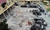 Vụ gây rối tại Bình Thuận: 29 ô tô và 25 xe máy bị đốt, đập phá