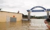 Một xã ở Hà Tĩnh bị nước lũ dâng ngập cô lập suốt 3 ngày
