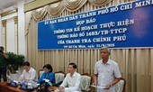 TP.HCM nhận trách nhiệm trước Chính phủ, xin lỗi nhân dân