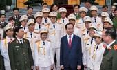 Chủ tịch nước Trần Đại Quang với sự nghiệp bảo vệ an ninh, trật tự