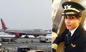 Nữ phi công xinh đẹp trẻ nhất thế giới điều khiển Boeing 777