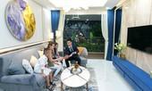 Khách hàng kinh ngạc với vẻ đẹp huyền ảo căn hộ Opal Boulevard