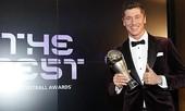 Vượt qua Ronaldo và Messi, Lewandowski giành giải The Best 2020