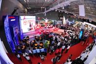 150 mẫu xe tham gia Triển lãm Ô tô Việt Nam, lần thứ 11, năm 2015