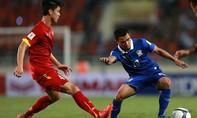 Đội tuyển Việt Nam lại gục ngã trước Thái Lan